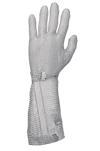 Kettenhandschuh für Metzger, Schlachthaus, Fleischerei | Niroflex 2000