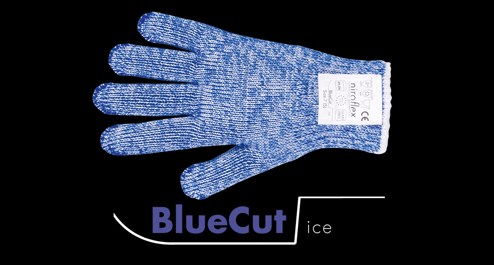 BlueCut ice / BlueShell ice / BlueShell ice dots
