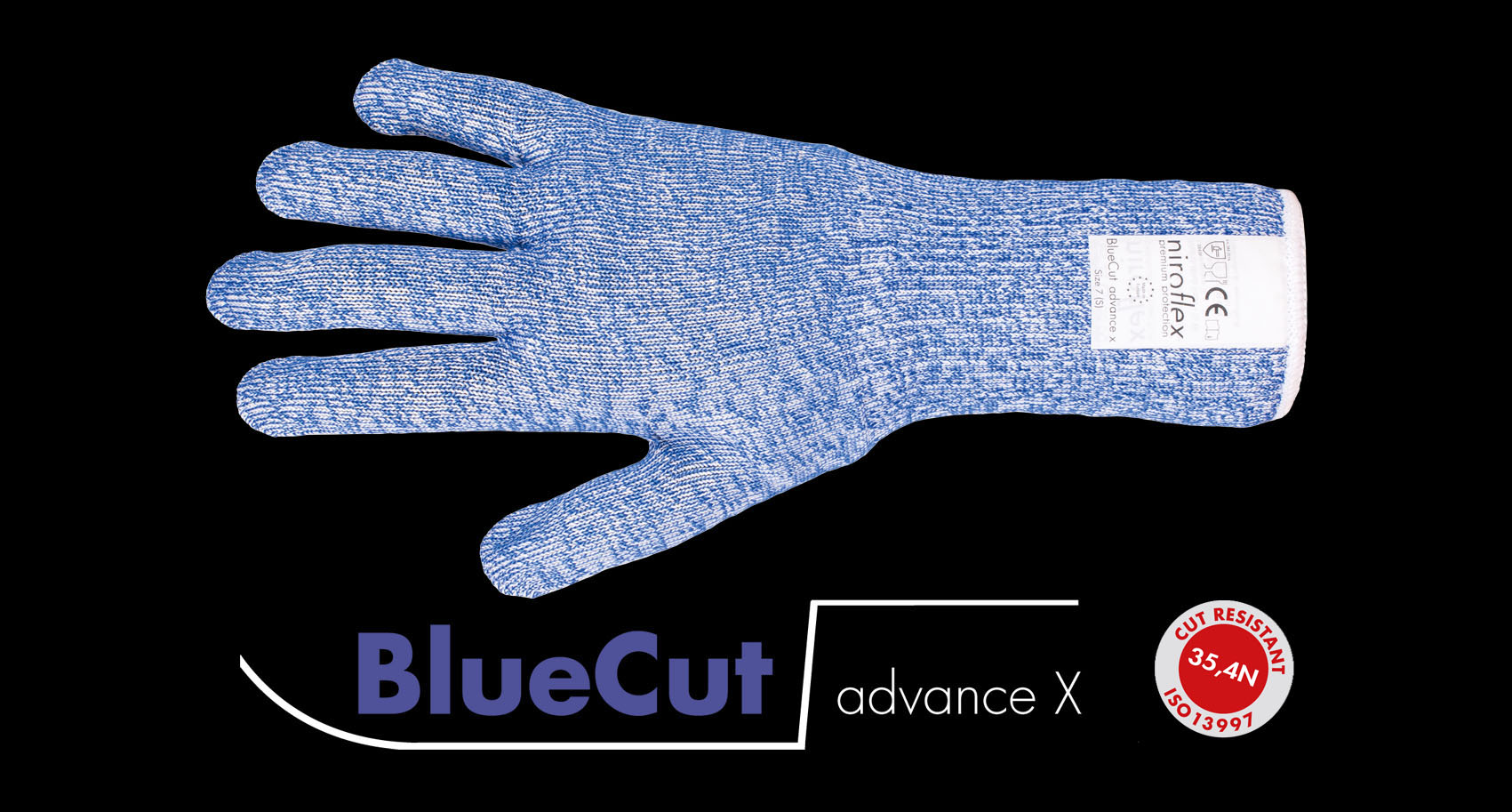 BlueCut advance / BlueCut advance x / BlueCut comfort / BlueCut comfort sleeve