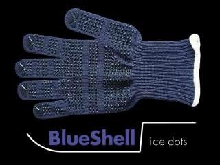 NOVEDAD: BlueShell ice dots. Protección versátil contra el frío con mayor seguridad de agarre.